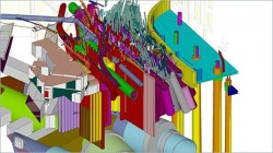 BIM used in the Victoria Station Upgrade