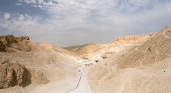 Valley of the Kings GPR Survey