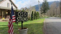 A rememberance of the victims of the Oso Landslide