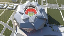 Hayward Baker to Provide Vibro Pier ground improvement for new Atlanta Stadium