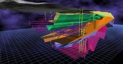 Underground mine ventilation plan