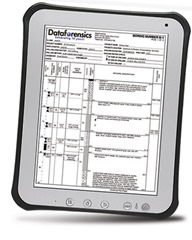 pLog Tablet by Dataforensics