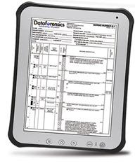 pLog Tablet by Dataforensics