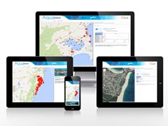 Aqua Data web portal