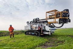Introducing the LS(TM)250 MiniSonic(TM), a compact sonic rig for a wide variety of environmental, geotechnical, water and mining projects.