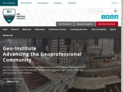 New Geo-Institute Website
