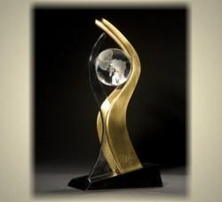 Opal Award Trophy
