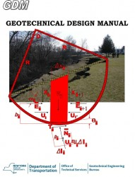 NYDOT Geotechnical Design Manual Cover