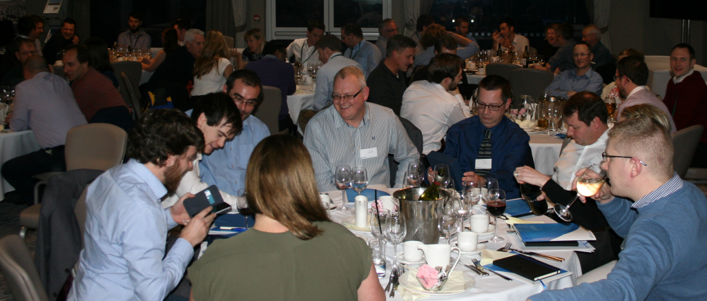 Keynetix Data Management Awards Banquet
