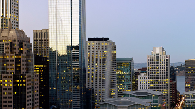Millennium Tower in San Francisco - Image Vanguard Properties