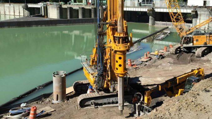 Cowlitz Falls Dam Project - Condon Johnson