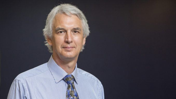 Peter Chamley, new Chair for Arup in Australasia