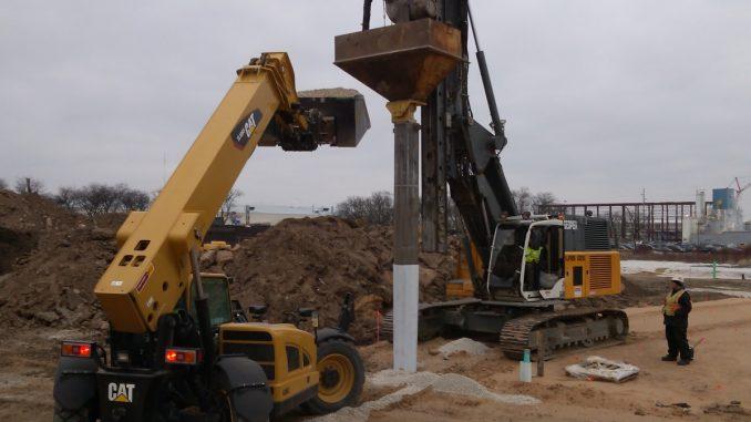 Geopier Ground Improvement