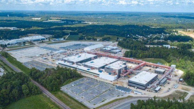 Novo Nordisk DAPI facility