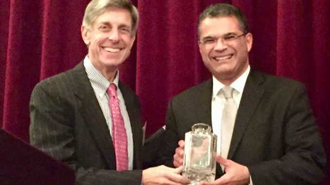Golder CEO Hisham Mahmoud Named CEO of the Year by EFCG