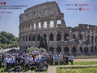 Sixth International Course on Geotechnical and Structural Monitoring in Rome, Italy