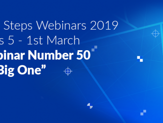 Keynetix 50th Small Steps Webinar and it's The Big One
