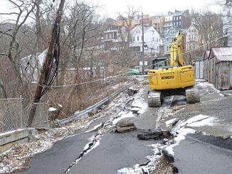Pittsburgh Landslide