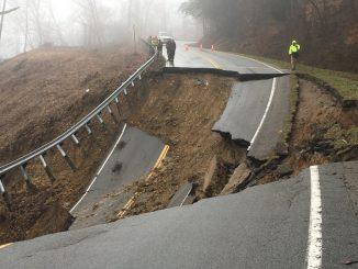 Landslide on Tennessee Highway 70N Kills Man