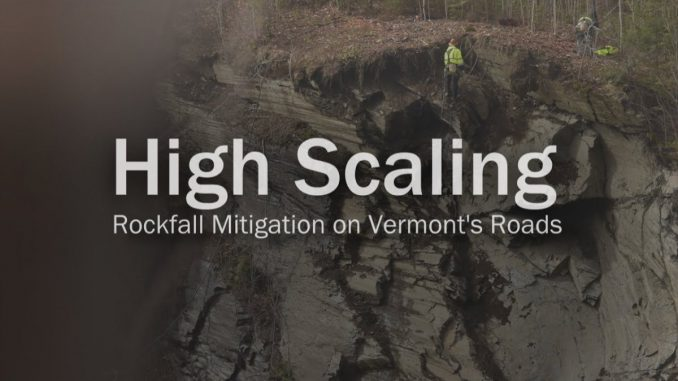 High Scaling by the Vermont DOT
