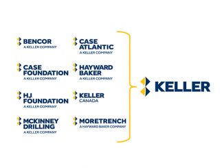Keller is integrating all its foundation businesses in North America into one unified company, and rebranding to Keller, effective 1 January, 2020.