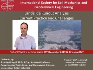 Landslide Runout Webinar