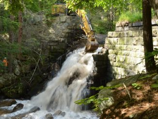 Upper Roberts Meadow Reservoir Dam Breach and Stream Restoration Project - GZA