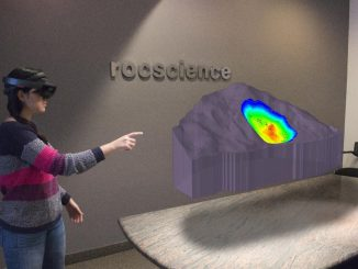 Slide3 Model with Hololens