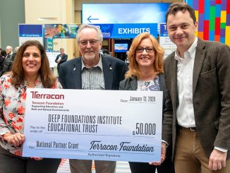 Terracon and new DFI scholarship
