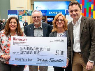 Terracon and new DFI scholarship
