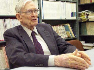 Ralph B. Peck, PhD, PE, NAE, Hon.M.ASCE