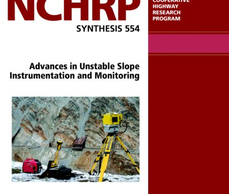 NCHRP Advances in Unstable Slope Instrumentation and Monitoring