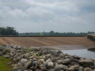 Neshoba Spillway Remediation using TerraThane Polyurethane Grout