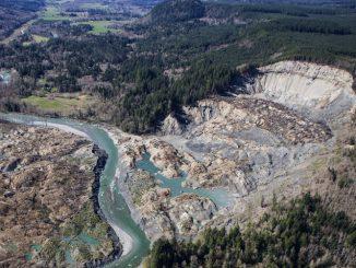 2014 Oso Landslide in Washington State