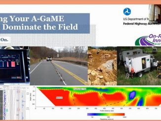 A-GaME Geotechnical Webinars from the FHWA