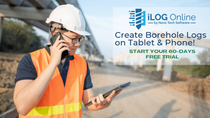Free 60-day trial of iLog Online