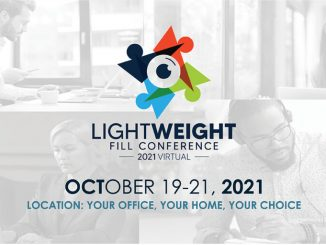 Lightweight Fill Virtual Conference 2021