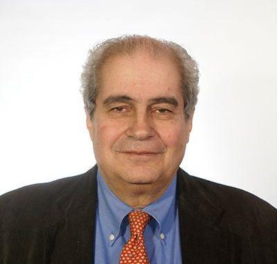 Prof. Paul Marinos of the University of Athens